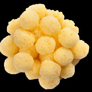 bolitas queso