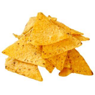 nachos totopos